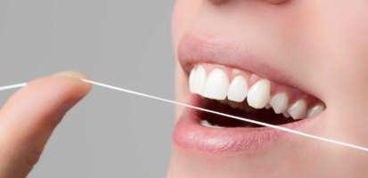 ¿Cómo se usa el hilo dental?