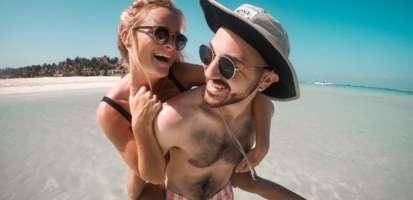 Consejos para mantener una sonrisa saludable en vacaciones