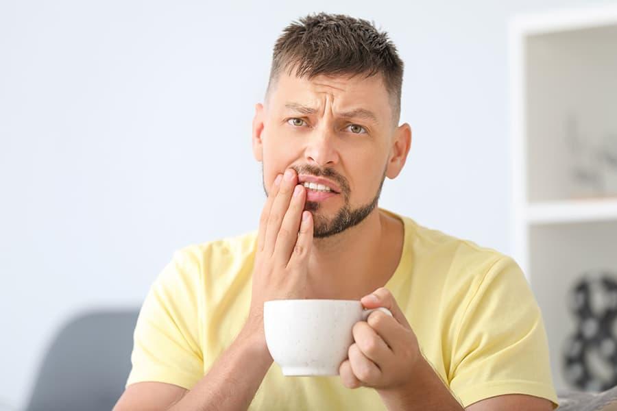 causas sensibilidad dental