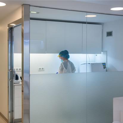 Clinicas Den - Nuestras Instalaciones - Planta Inferior - Foto 2
