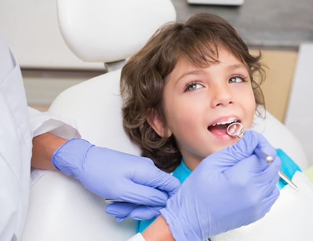 Clinicas Den - Odontopediatria Home