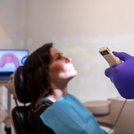 Clinicas Den - Rehabilitacion Oral en Barcelona - Impresion Digital