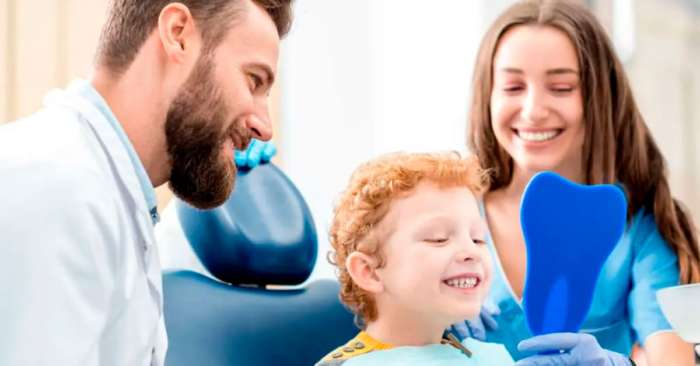que es odontopediatria