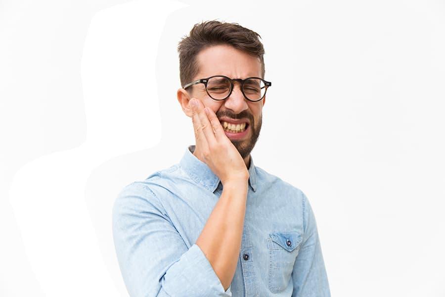 sensibilidad de dientes por piorrea